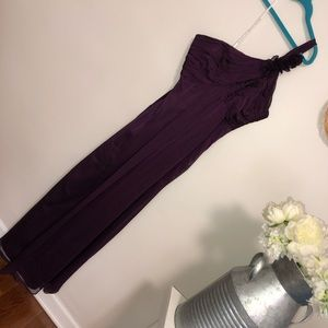Belsoile bridesmaid dress size 10